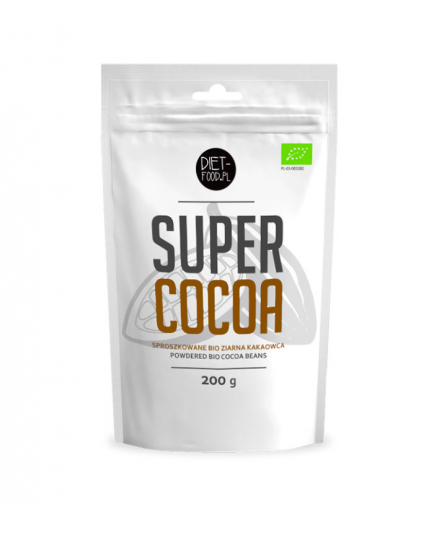DIET-FOOD - Cacao bio en polvo