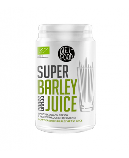 DIET-FOOD - Oganic mix for juices and smoothies - Super Barley Grass Juice