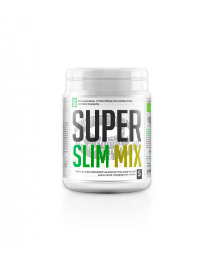 DIET-FOOD - Oganic mix for juices and smoothies - Super Slim Mix