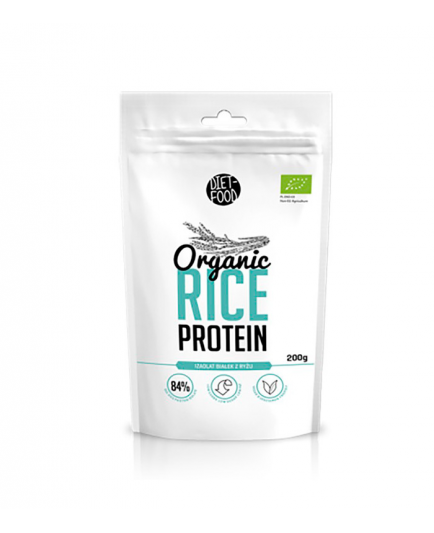 DIET-FOOD - Organic Rice Protein