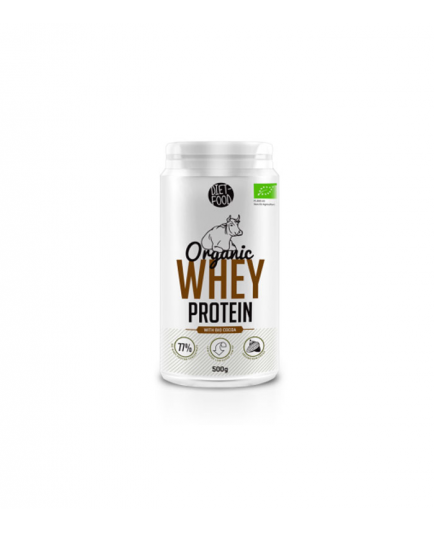 DIET-FOOD - Organic Whey Protein - Cocoa