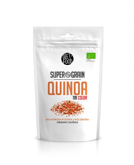 DIET-FOOD - Quinoa Tri Color