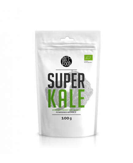 DIET-FOOD - Super Kale en polvo