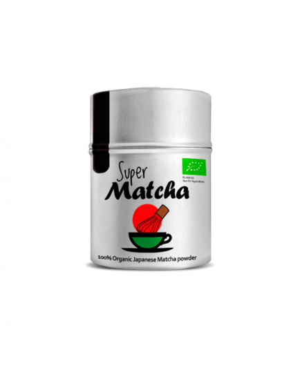 DIET-FOOD - Super Té Matcha Bio