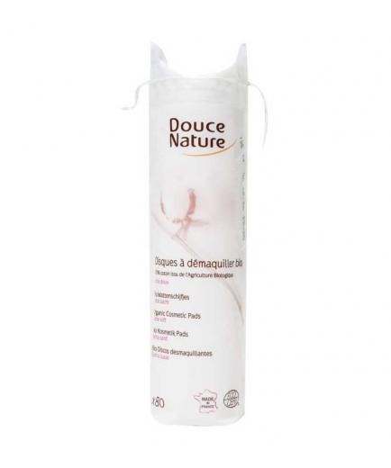 Douce Nature - Makeup remover discs 100% organic cotton