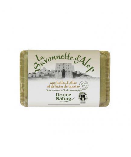 Douce Nature - Aleppo Soap 12% Laurel 100g