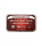 Dr. Bronner´s - Organic Orange Body Balm - Orange Lavender