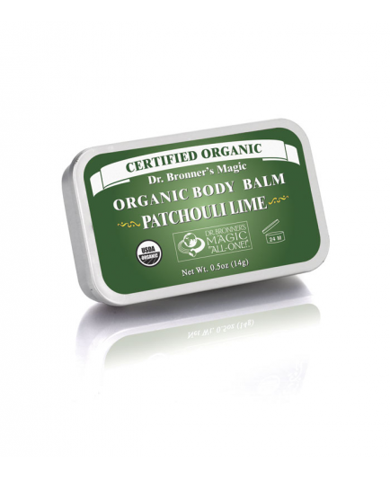Dr. Bronner´s - Organic Orange Body Balm - Patchouli Lime
