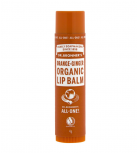 Dr. Bronner´s - Organic Lip Balm - Orange Ginger