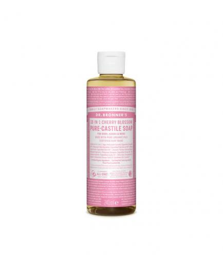 Dr. Bronner´s - Castile Liquid Soap Concentrate - Cherry Blossom - 240ml