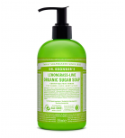 Dr. Bronner´s - Organic Pump Sugar Soap - Lemongrass Lime