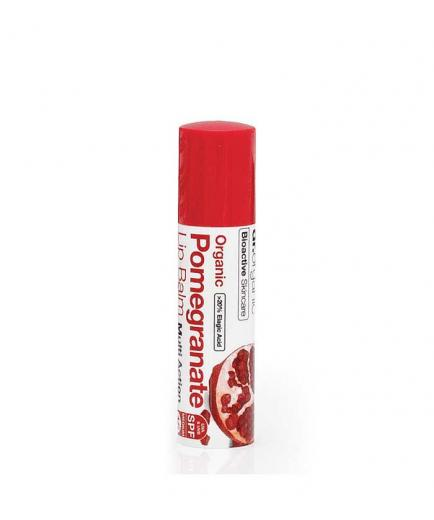 Dr Organic - Pomegranate Lip Balm