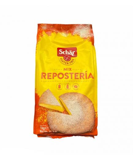 Dr Schar - Pastry flour for cakes and cookies gluten free 1kg