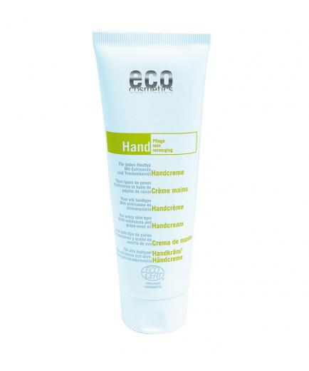 ECO Cosmetics - Hand Cream Echinacea & Grape Seed Oil