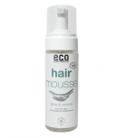 ECO Cosmetics - Hair Mousse with Pomegranate - Gloss and volume