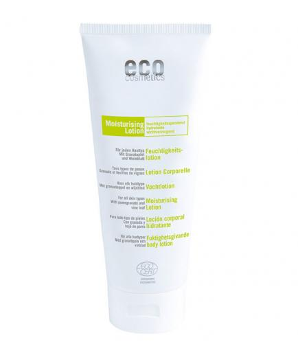 ECO Cosmetics - Vine Leaf & Pomegranate Moisturizing Lotion