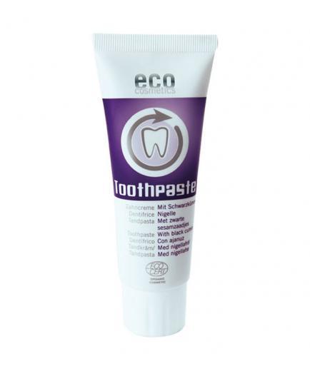 ECO Cosmetics - Toothpaste with ajanuz - fluoride free