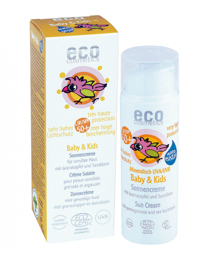 ECO Cosmetics - Protector Solar Baby & Kids FPS 50+