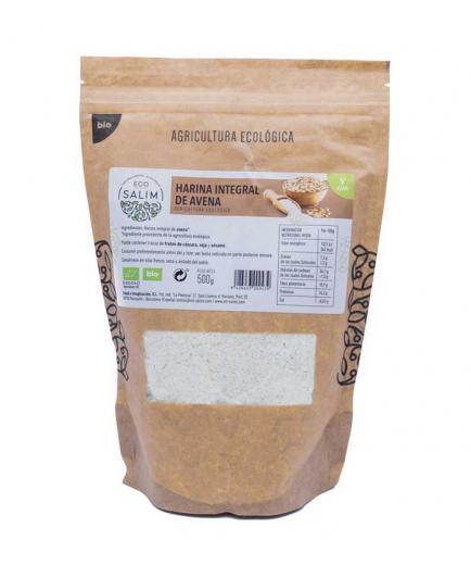 Eco Salim - Whole wheat flour Eco 500g