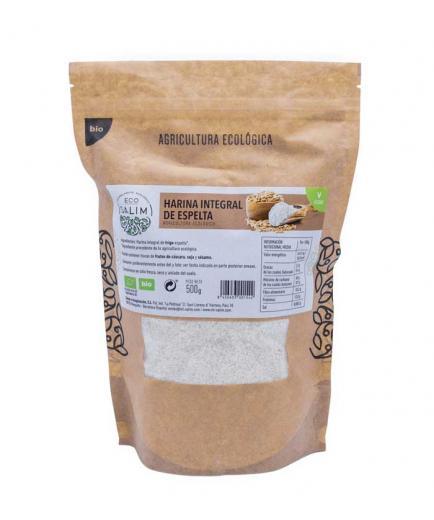 Eco Salim - Whole wheat spelled flour Eco 500g