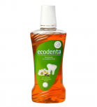 ecodenta - For sensitive teeth without fluoride mouthwash - camomile