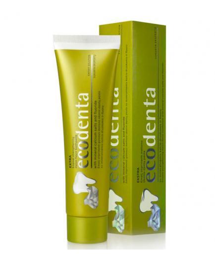 ecodenta - Enamel strengthening toothpaste