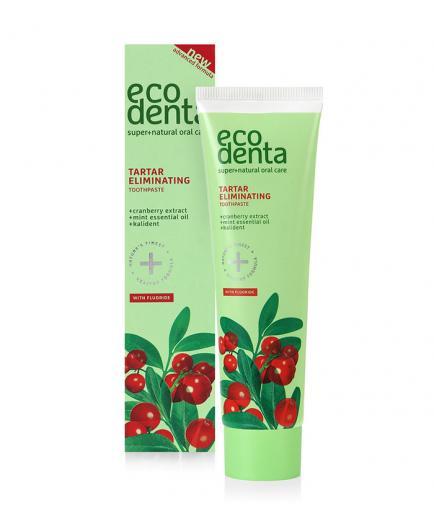 ecodenta - 2in1 Refreshing, anti-tartar toothpaste