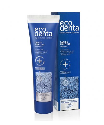 ecodenta - Anti-caries toothpaste without fluoride