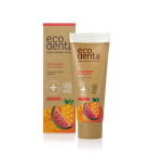 ecodenta - Juicy fruit toothpaste for children fluoride-free