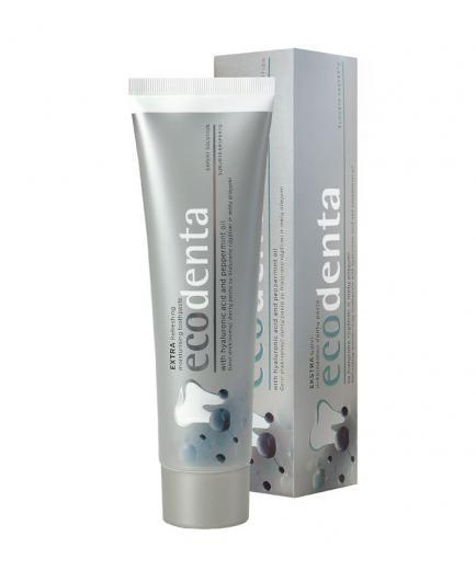 ecodenta - Pasta moisturizer with hyaluronic acid