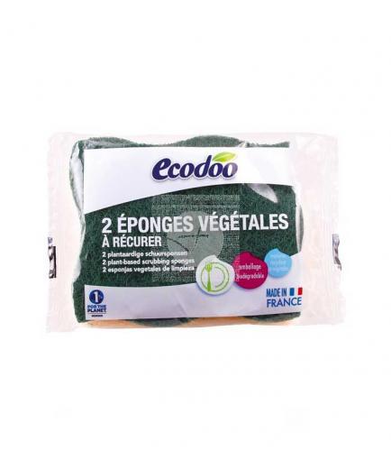 Ecodoo - 100% biodegradable organic vegetable scourers