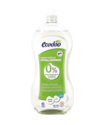 Ecodoo - Bio 1L Hypoallergenic Liquid Dishwasher