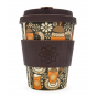 Ecoffee cup - Vaso de Bambú 340ml - Morning Coffee