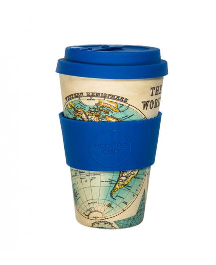 Ecoffee cup - Bamboo glass 400ml - Mercator 1569