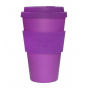 Ecoffee cup - Vaso de Bambú 400ml - Purple Reign