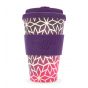 Ecoffee cup - Bamboo glass 400ml - Stargrape