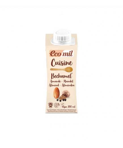 Ecomil - Almond Bechamel for cooking Bio Cuisine 200ml