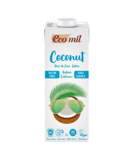 Ecomil - Bio coconut drink 1L - Calcium