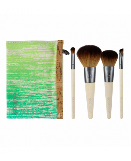 Ecotools - Set de brochas Travel Collection