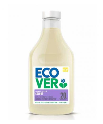 Ecover - Color laundry liquid detergent 1L - Apple blossom and freesia