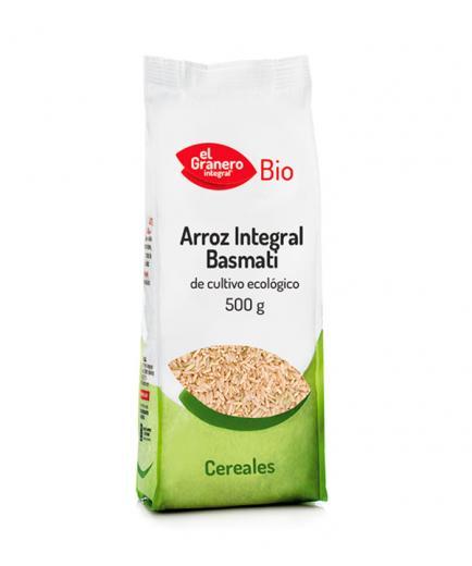 El Granero Integral - Brown rice Basmati Bio