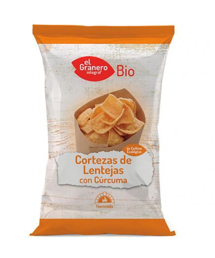 El Granero Integral - Lentils Crust with Turmeric Bio