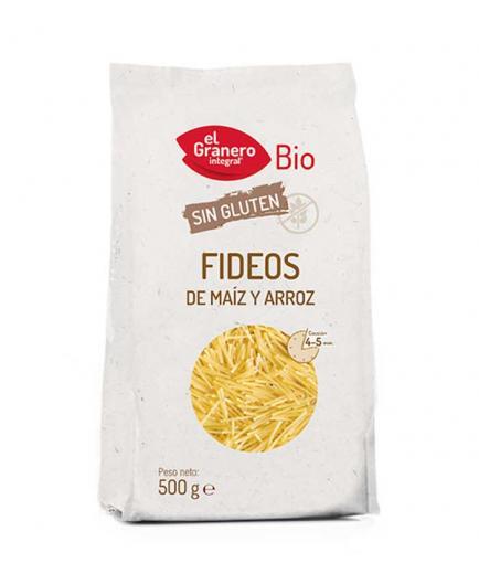 El Granero Integral - Bio gluten-free corn and rice noodles 500gr