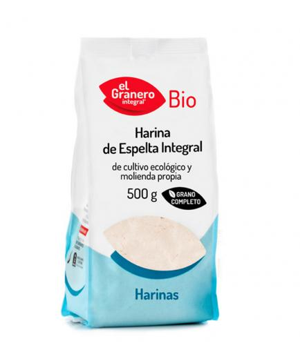 El Granero Integral - Whole Wheat Spelled Wheat Flour Bio