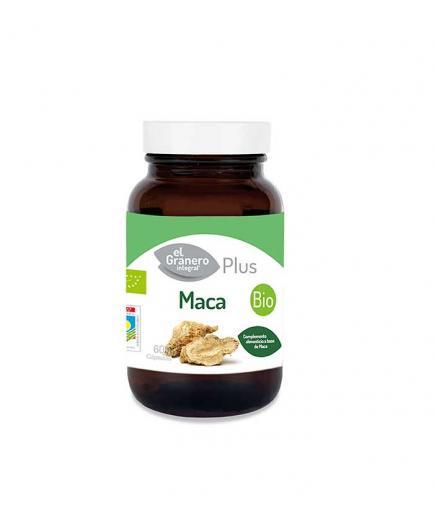 El Granero Integral - Plus Bio Maca - 60 capsules