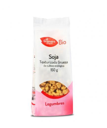 El Granero Integral - Thick textured soy Bio 150gr