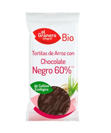 El Granero Integral - 60% Dark Chocolate Rice Pancakes