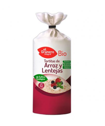 El Granero Integral - Rice and Lentil Pancakes 115gr