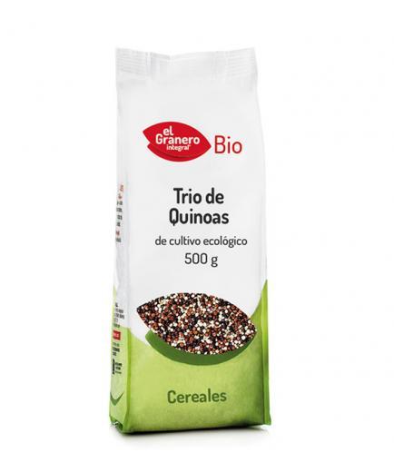 El Granero Integral - Trio of Quinoas Bio 500gr