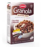 Emco - Gluten-free granola - Chocolate and almonds